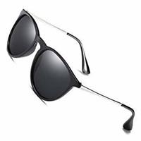 Polarized Sunglasses for Men Women/Retro Style
