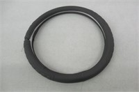 """""""As Is"""" FH Group FH2006GRAY Steering Wheel Cover"""