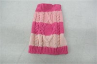 8'' Small Dog Sweater - Pink