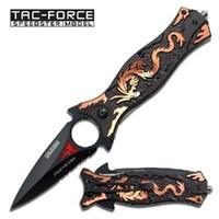 "Tac Force ""Dragon's Nail"" Tactical Folding Knife -"