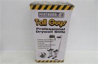 "Pentagon Tools 18"" - 30"" Drywall Stilts"