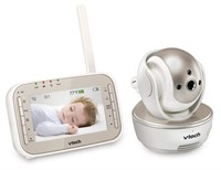 """""""As Is"""" VTech VM343 Safe and Sound Pan and Tilt"""