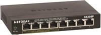 NETGEAR 8-Port Gigabit Ethernet Switch with 4-Port