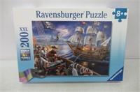 """""""As Is"""" Ravensburger 12759 Blackbeard's Battle"""