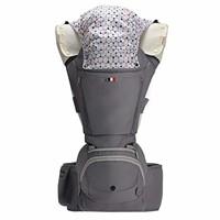 Bebamour SIX-Position Baby Carrier Ergonomic Baby
