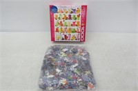 Eurographics Smoothies Jigsaw Puzzle (1000-Piece)