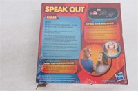 Speak Out Game 2017, English (with 10