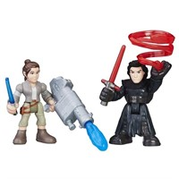Star Wars GH Rey and Kylo Ren Action Figure
