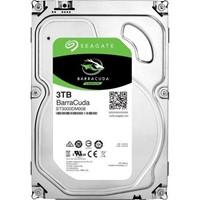 "Seagate BarraCuda 3TB 3.5"" SATA 6 Gb/s Internal"