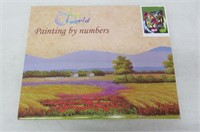 Easy ArtWorld's Paint by Number KIT | Beautiful