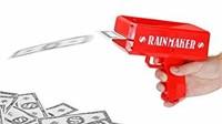 Fairly Odd Novelties Fon-10266 Rainmaker Money Gun