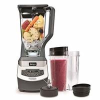 Ninja BL740C Professional Blender and Nutri Cups,