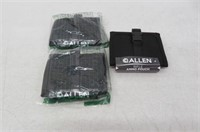 (3) Allen Ammo Pouch for Rifles, 14 Cartridge