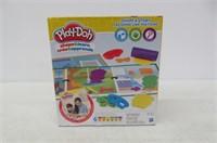 Play-Doh Shape A Story English Craft