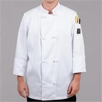 Mercer Culinary M61022WH5X Genesis Unisex Short