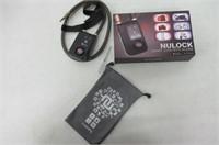 Nulock Keyless Bluetooth Bike/Motorcycle/Gate Lock