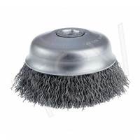 "Osborn 6"" Crimped Wire Cup Brush"