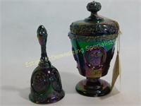 Online Auction Vintage Fenton Glass Collection Fiesta & More