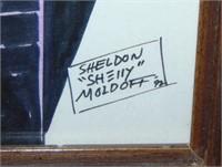 Sheldon Moldoff. Specialty Piece.