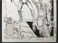 Joe Kubert. Ghosts #106 Original Cover Art