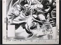 Unexpected #221 Joe Kubert. Original Cover Art.