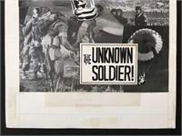 Joe Kubert. Unknown Soldier. Original Page.