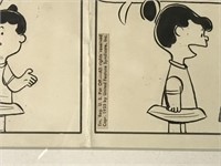 Charles Schulz. Original Peanuts Daily.