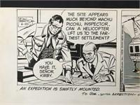 John Prentice. Rip Kirby Daily.