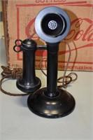 Early Candlewick Telephone