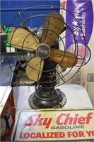 Early Brass Fan