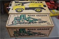 Tonka Road Grader Boxes