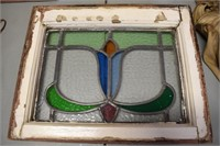 Large Piece Stained Glass