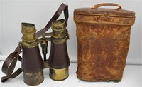 Civil War Binoculars CSA 1861