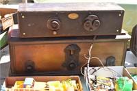 Old Radio Equipement