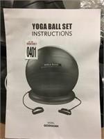 YOGA BALL SET