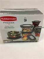 RUBBERMAID 29 PCS SET