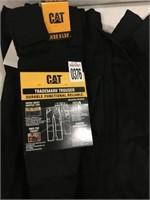CAT WORK PANTS SZ 32X32