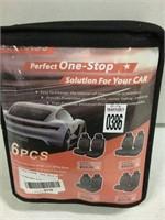 6 PCS CAR SEAT COVER