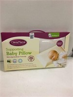 CLEVA MAMA SUPPORTING BABY PILLOW