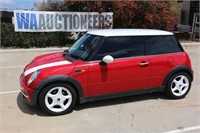 2002 Mini Cooper Manual Hatchback