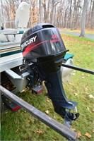 2000 Forester pontoon - 20'