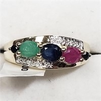 14K Gold Sterling Silver Fine Jewelry Gemstones