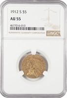 November 2018 NH Coin Expo Auction