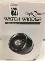 DIPLOMAT AUTOMATIC WATCH WINDER