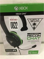 TURTLE BEACH RECON CHAT WIRED HEADPHONE