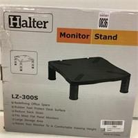 HALTER MONITOR STAND