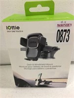 IOTTIE EASY ONE TOUCH 4 DASH MOUNT