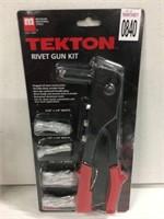 TEKTON RIVET GUN KIT