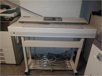KIP 2080 Image Scanner/Large Format Printer, $85.00 Reserve