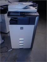 Sharp MX-4100N Copier, $50.00 Reserve
